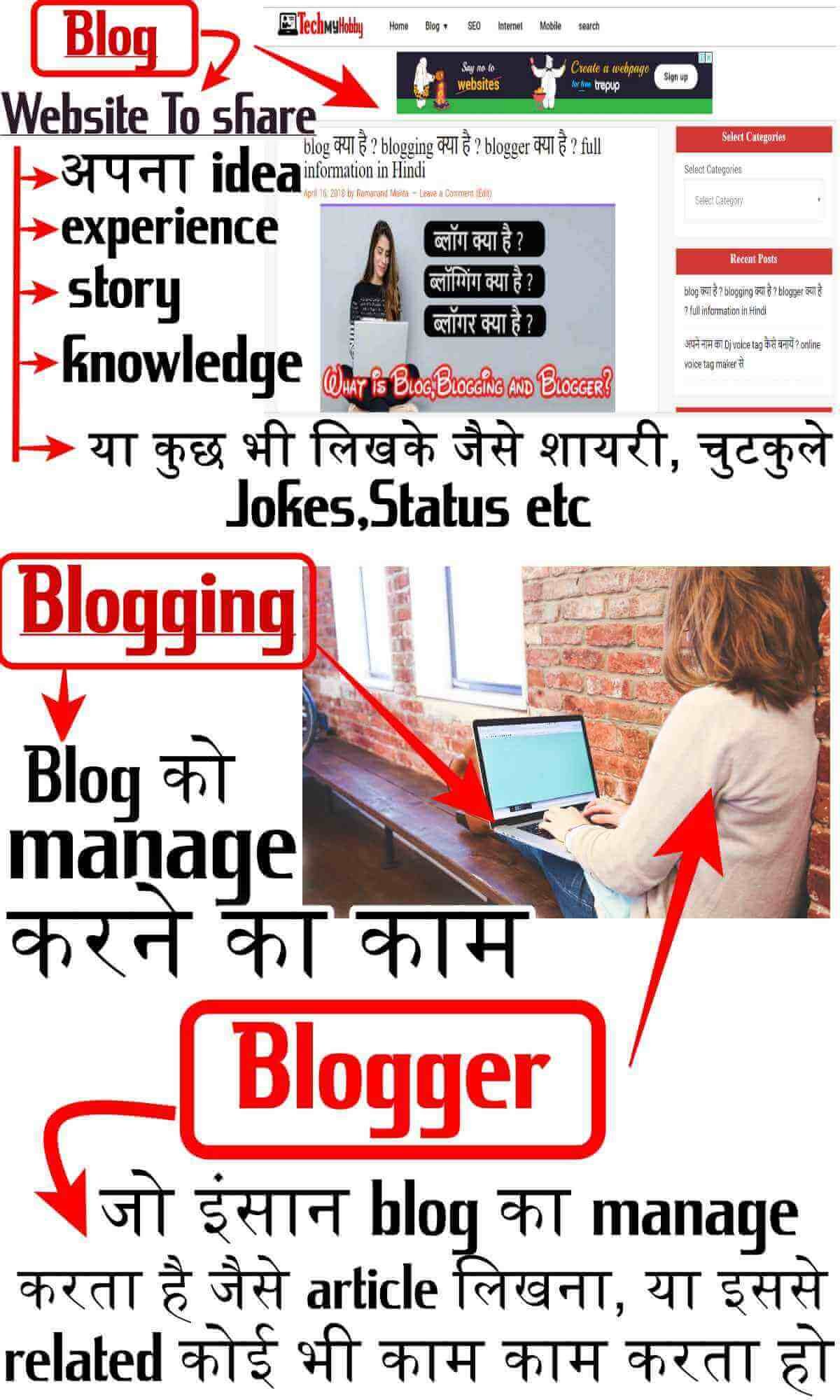 blog-blogging-blogger-kya-hai-infographic